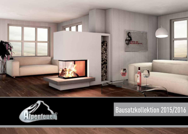 Alpenfeuer Bausatzkollektion 2015